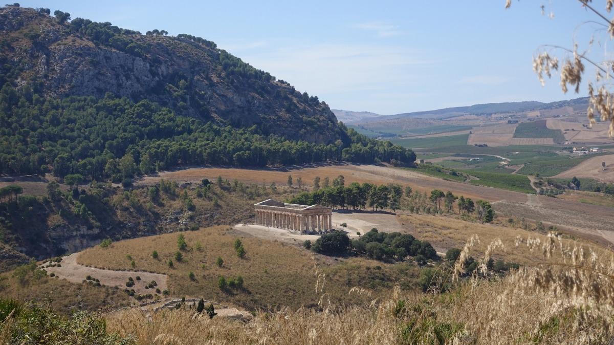 Segesta Acrheological Site