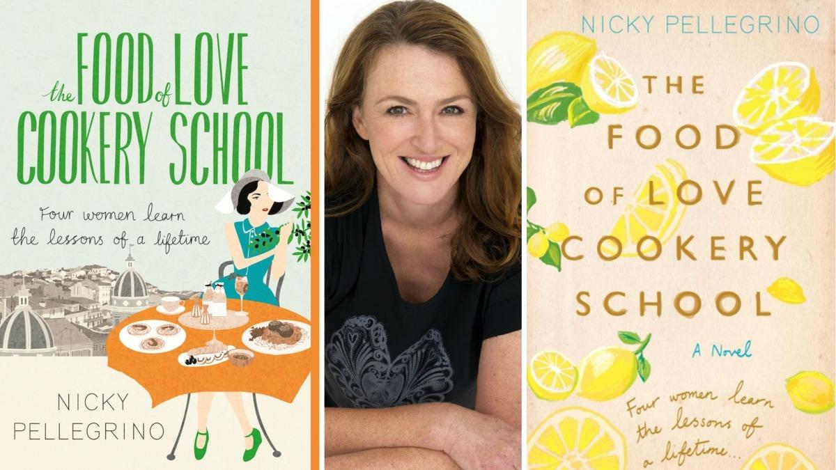 novel on cookking school