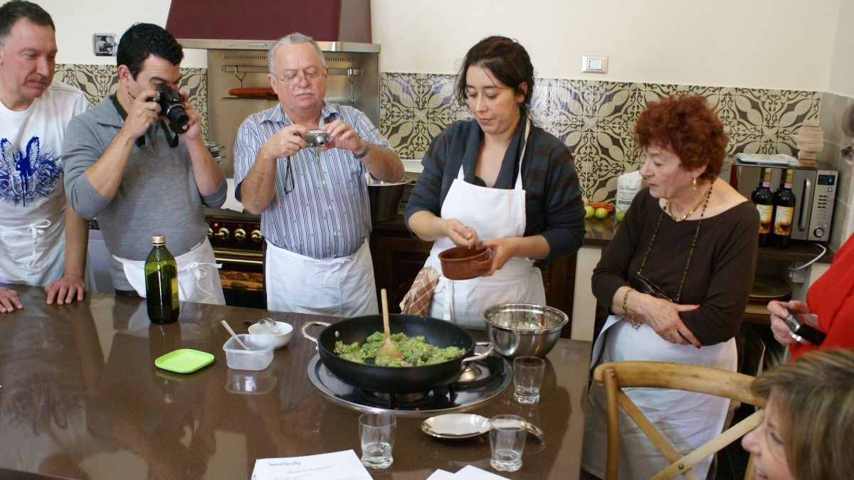 Cooking classes in Sicily