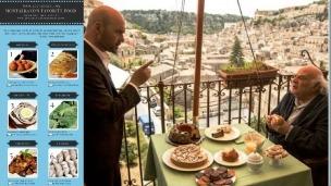 Montalbano Favorite Sicilian Food Infographic