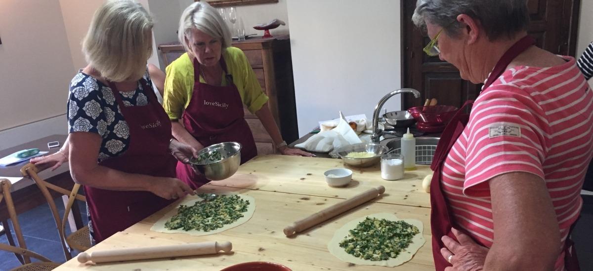 Sicilian Cooking